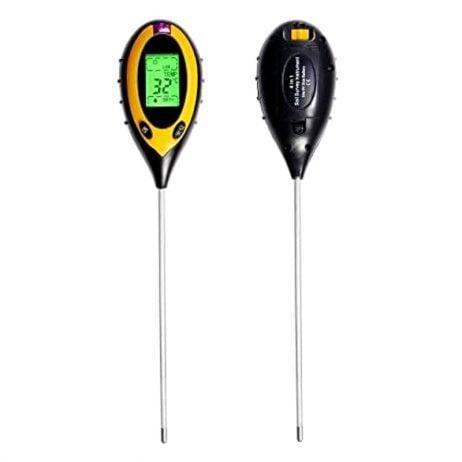 4 in 1 Soil PH Meter Soil Tester PH Moisture Meter