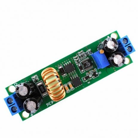48V36V24V to 19V12V9V5V3V Adjustable Synchronous Stepdown Module Car Charging Power Supply