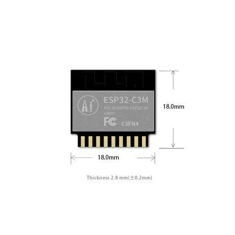 Ai Thinker ESP32-C3M WiFi Module