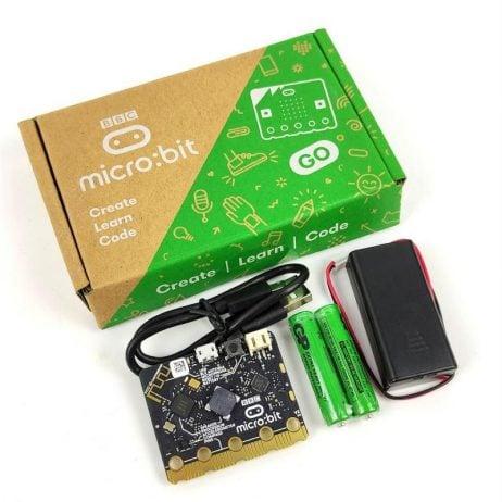 BBC Micro:Bit V2 Go Kit