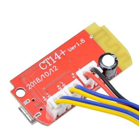 CT14 Bluetooth 4.2 F Class 5W+5W Stereo Audio Amplifier