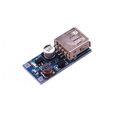 DC-DC Boost Module (0.9V~5V) to 5V 600MA USB Step-up Board 5V Output