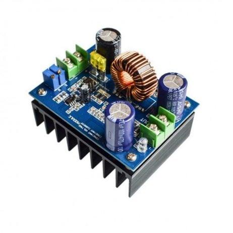 DC12-80V 600W High Power Adjustable Voltage Constant Current Module