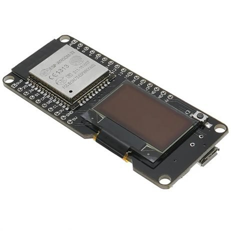 ESP32 OLED Module for WiFi and Bluetooth