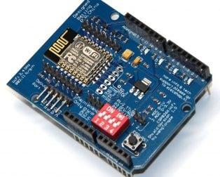 ESP8266 Web Server Serial WiFi Extension Board Shield ESP-13