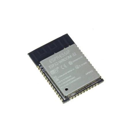 Espressif ESP32-WROOM-32 16M 128Mbit Flash WiFi Bluetooth Module