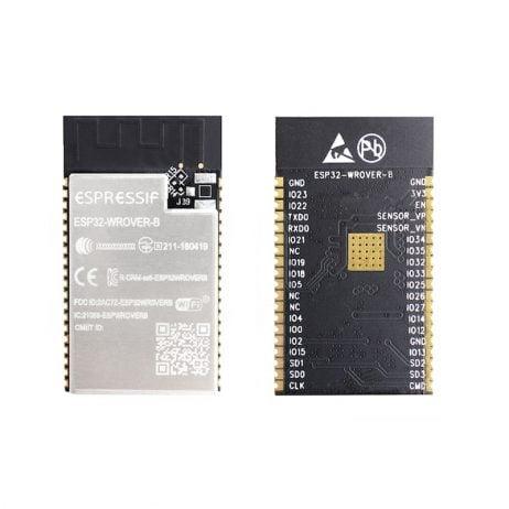 Espressif ESP32-WROVER-B Flash WiFi Bluetooth Module