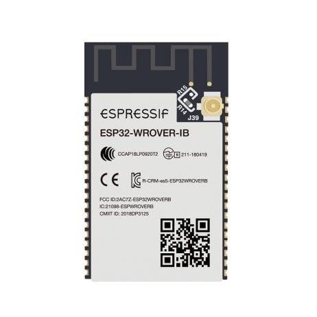 Espressif ESP32-WROVER-IB Flash WiFi Bluetooth Module