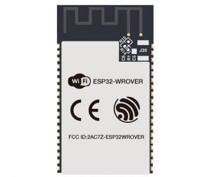 Espressif ESP32-WROVER-IPEX Flash WiFi Bluetooth Module