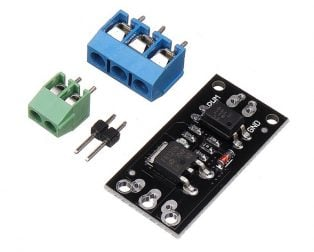 FR120N Mosfet control Module Replacement Relay