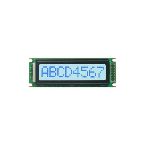 JHD 8×1 Character LCD Display With White Backlight