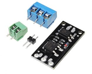 LR7843 Mosfet control Module Replacement Relay