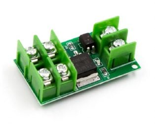 MOSFET Electronic Switch DC Controlling Board