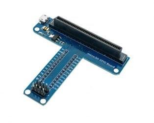 Micro bit T-type GPIO Board