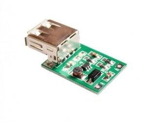 Mini DC-DC Boost Converter 0.9V~5V to 5V 600MA USB Output charger step up Power Module