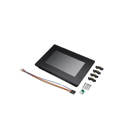 """Nextion Intelligent NX8048P050_011R_Y HMI 5.0"""" Resistive Touch Display with enclosure"""