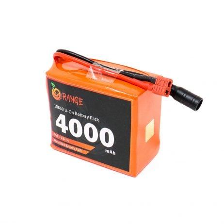 Orange 18650 Li-ion 4000Mah-4s-14.8v-3c 4S2P