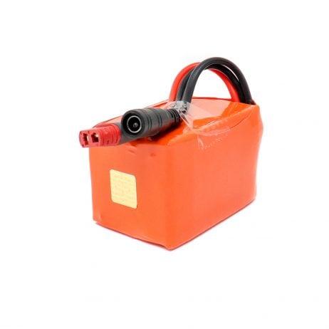 Orange 18650 Li-ion 5000Mah 7.4v-3c 2S2P