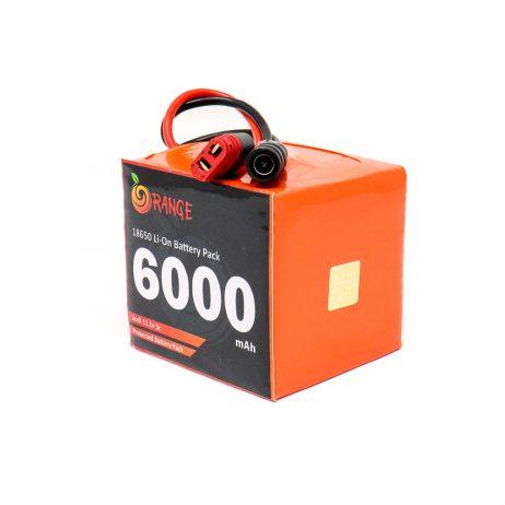 Orange 18650 Li-ion 6000mah-3s-11.1v-3c 3S3P