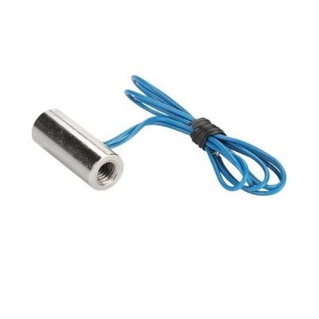 P10 / 25 Holding Electric Magnet 24V Lifting Sucker 0.5Kg 5N DC 12V Solenoid Electromagnet