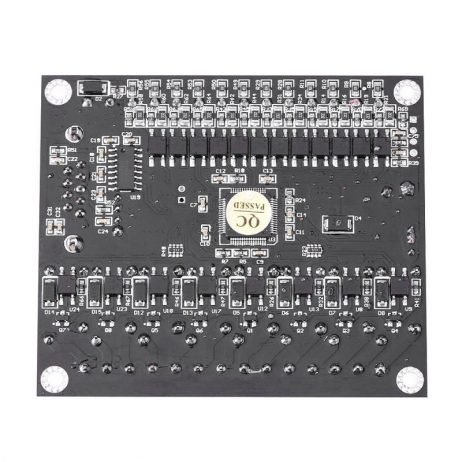 PLC Programmable Controller DC 24V Relay Module FX1N-20MR with Base Industrial Control Board