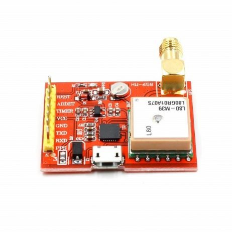 Raspberry Pi GPS Module USB Port