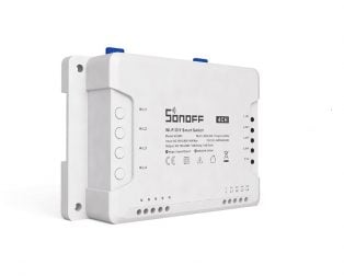 Sonoff 4CH R3 4 Channels Smart Switch  Home Automation 10A