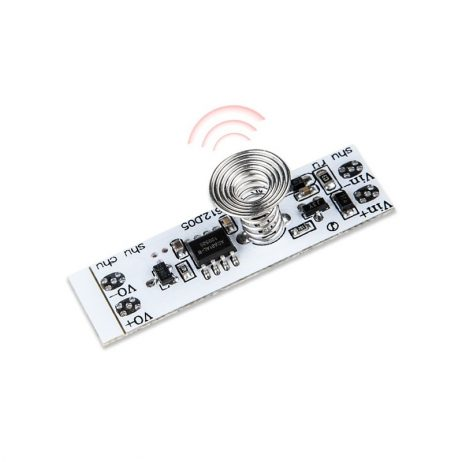 Touch Switch Capacitive Sensor Module 9V-24V 30W 3A LED Dimming Control