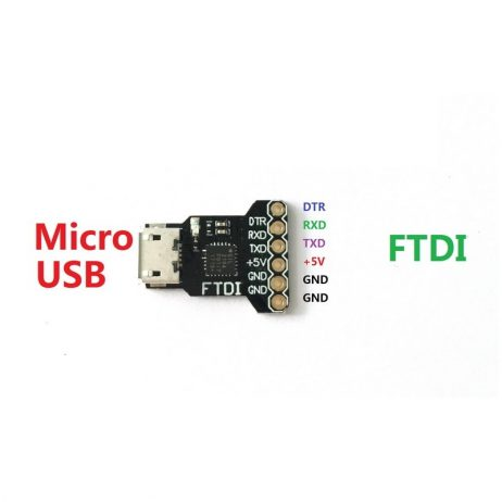 USB to TTL Programmer Card