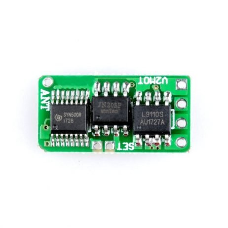 Up Down Stop Forward Reverse Wireless Mini Motor Remote Switch Controller DC 12V