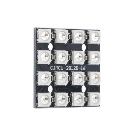 WS2812B 4 x 4 RGB LED Module