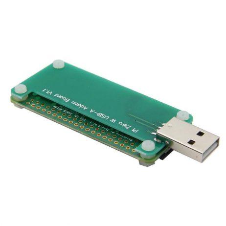 Zero-key USB Adapter Raspberry Pi Zero BadUSB Expasion Board