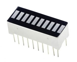 10 Segment LED Display