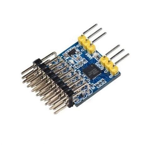 8CH PWM PPM SBUS Signal Conversion Module