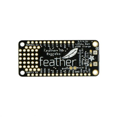 Adafruit Feather M0 Express - Designed for CircuitPython -ATSAMD21 Cortex-M0