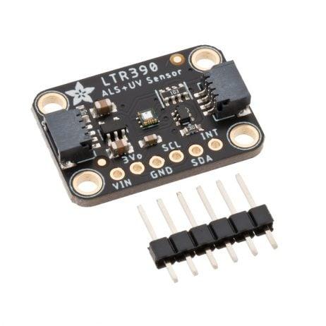 Adafruit LTR390 UV Light Sensor - STEMMA QT/Qwiic