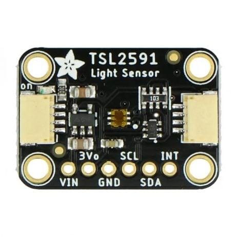 Adafruit TSL2591 High Dynamic Range Digital Light Sensor - STEMMA QT