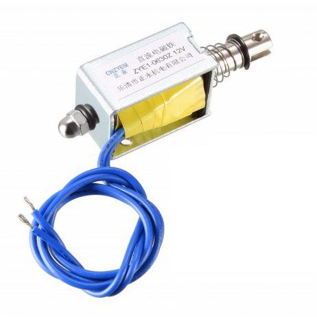 DC12V 0.3N 10mm Push Pull Solenoid Electromagnet