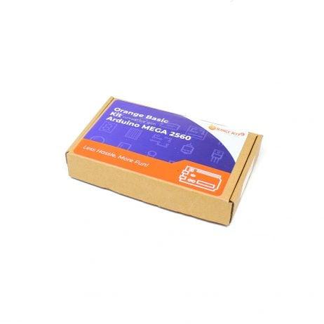 ORANGE Basic Kit For Arduino Mega