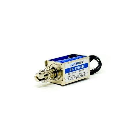 DC 12V 42N 10mm Push Pull Solenoid Electromagnet