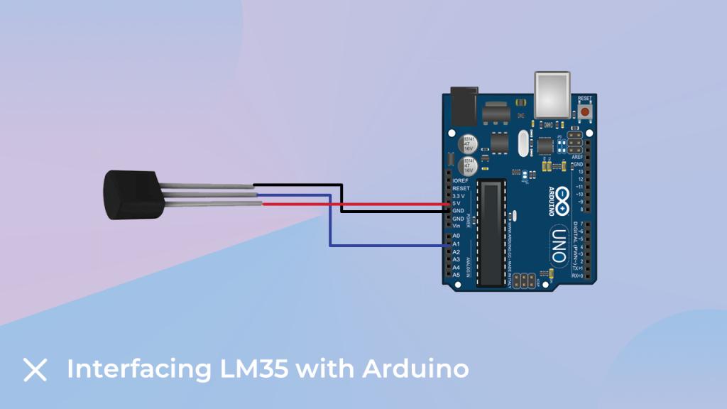 LM35 Sensor