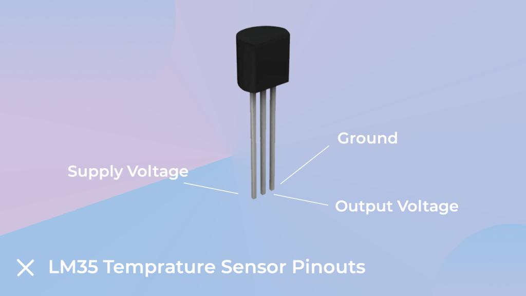 LM 35 Sensor