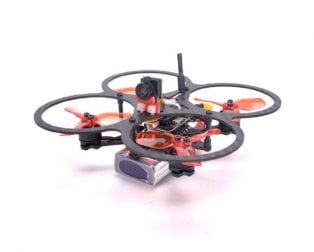 Mini MD90 90mm Racing Drone with Mini Flytower F3
