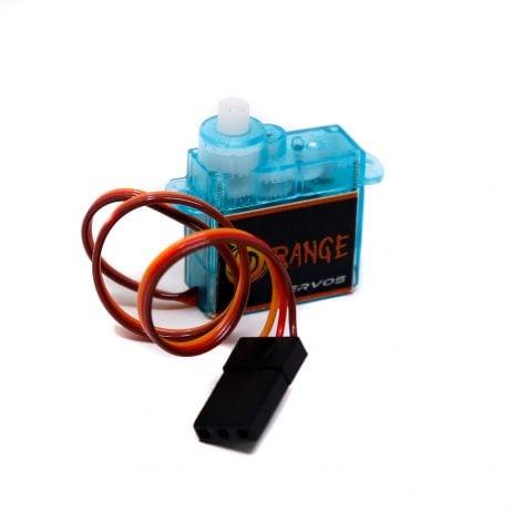 Orange OS0403 6V 0.7 kg·cm Analog Sub-Micro Servo Motor