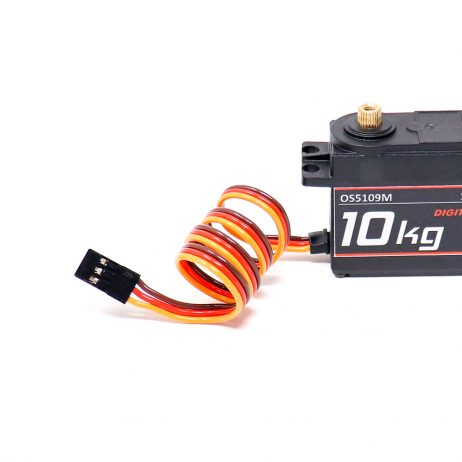 Orange OS5109M 6V 10kg.cm Metal Brush Analog Servo Motor