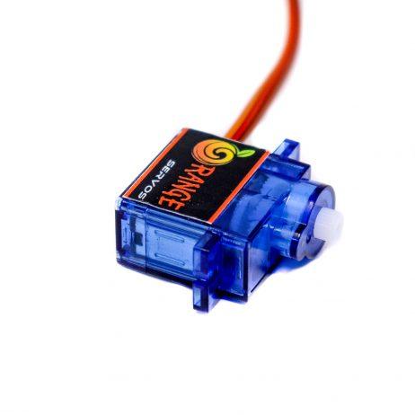 Orange OS90 6V 1.5kg.cm Analog Brush Servo Motor