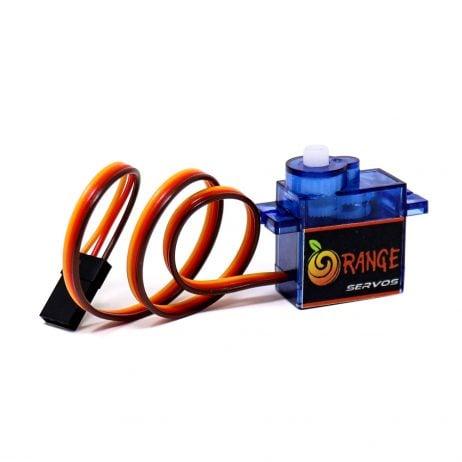 Orange OS9Orange OS90R 4.8V 1.3kg.cm Coreless Analog Servo Motor0R 4.8V 1.3kg.cm Coreless Analog Servo Motor