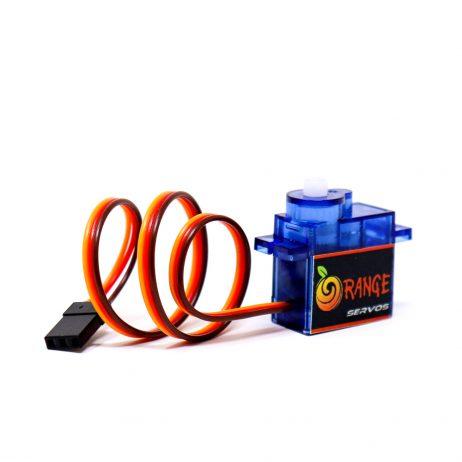 Orange OS90R 4.8V 1.3kg.cm Coreless Analog Servo Motor