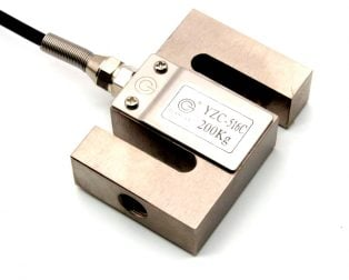 Pull Tension YZC-516C Pressure Sensor S Type Load Cell Grouping Scale 200KG