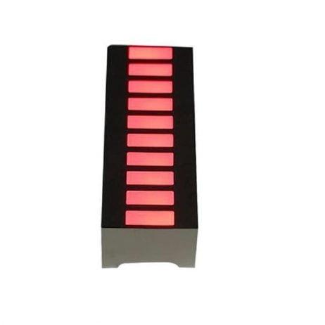 Red 10 Segment LED Display